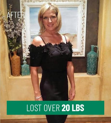 After Losing Over 20 lbs