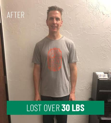 After Losing Over 30 lbs